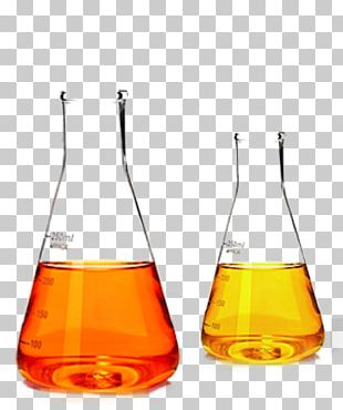 Liquid Laboratory Flasks Erlenmeyer Flask Chemical Substance Chemistry PNG