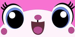 Princess Unikitty IPhone 8 Puppycorn T-shirt Wyldstyle PNG