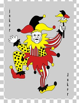 Joker Playing Card Card Game PNG
