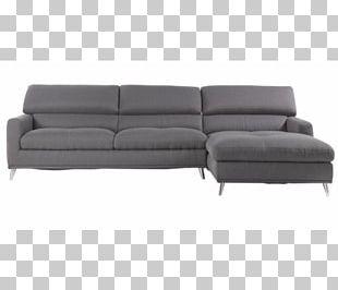 Sofa Bed Chaise Longue Couch Hygena Recliner PNG
