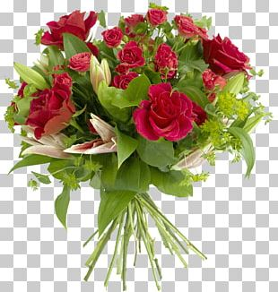 Flower Bouquet Arranging Cut Flowers Floristry PNG