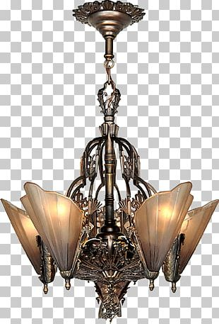 Art Deco Lighting PNG