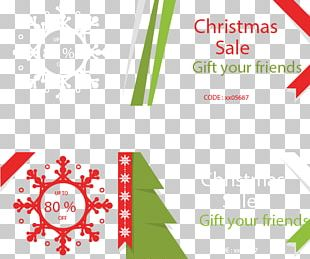 Christmas Card Banner PNG