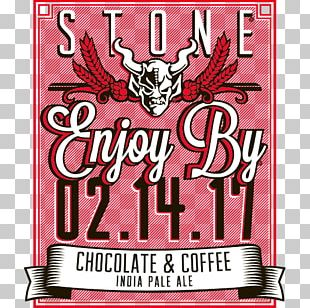 Stone Brewing Co. India Pale Ale Beer Stone IPA Brewery PNG