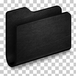 Rectangle Black PNG