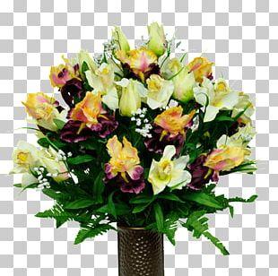 Artificial Flower Flower Bouquet Cut Flowers Rose PNG