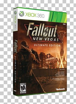 Fallout: New Vegas Xbox 360 Fallout 3 Fallout 4 Castlevania: Lords Of Shadow PNG