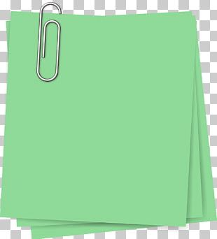 Paper Post-it Note Sticker PNG