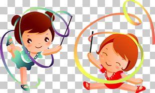 Rhythmic Gymnastics Child Sport Coach PNG