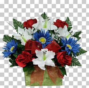 Rose Floral Design Blue Flower Bouquet Cut Flowers PNG