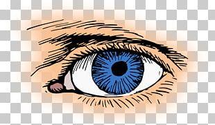 Human Eye Iris PNG