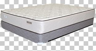 Mattress Box-spring Bed Frame Product Design PNG