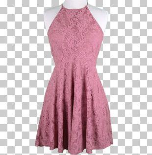 Cocktail Dress Party Dress Shoulder PNG