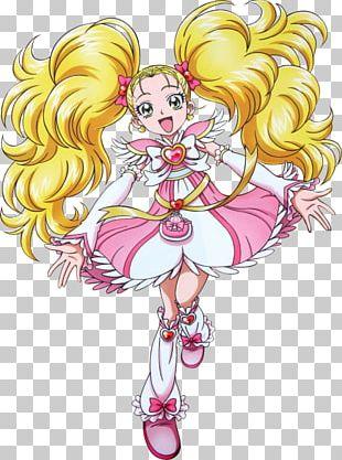 Hikari Kujo Honoka Yukishiro Nagisa Misumi Pretty Cure Toei Animation PNG