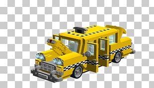 Motor Vehicle LEGO Machine PNG