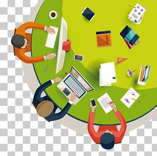 Flat Design Graphics Computer Icons Meeting Illustration PNG