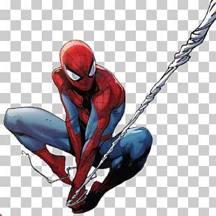 Spider-Man Miles Morales Superhero PNG