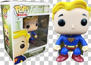Fallout 4 Funko The Vault Video Game Action & Toy Figures PNG