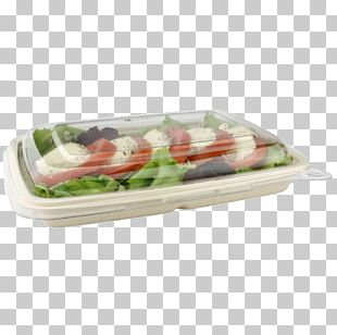 Take-out Japanese Cuisine Tray Packaging And Labeling Lid PNG
