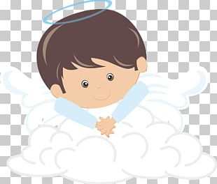 Baptism Angel First Communion Child PNG