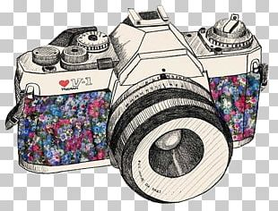 Camera Photographic Film Drawing PNG