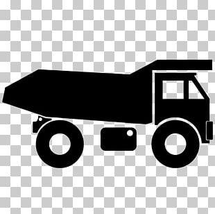 Dump Truck Garbage Truck Waste Truck Driver PNG