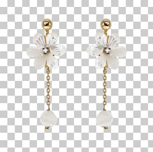 Earring Jewellery Gemstone Clothing Accessories Pearl PNG