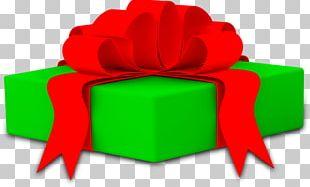 Gift Ribbon Font PNG
