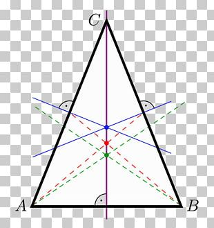Isosceles Triangle Equilateral Triangle Geometry PNG