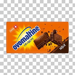 Ovaltine Muesli Breakfast Cereal Chocolate Bar Crisp PNG