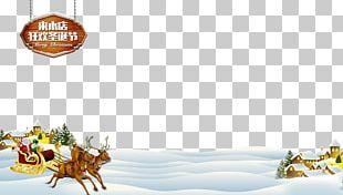 Santa Claus Paper Christmas PNG