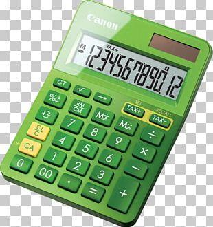 Scientific Calculator Canon Amazon.com Office Supplies PNG