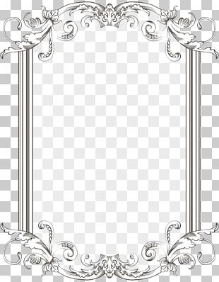 Borders And Frames Frames PNG