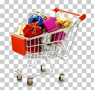 Shopping Cart Shopping Centre Gift PNG