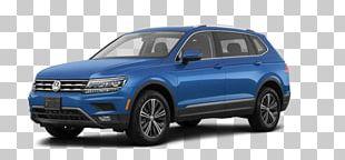 2018 Volkswagen Tiguan Car Sport Utility Vehicle Volkswagen Tiguan Highline PNG