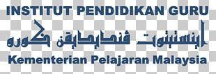 Logo Organization IPG Kampus Perlis Brand Font PNG