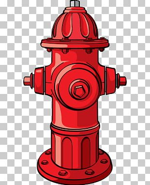 Fire Hydrant Firefighter PNG