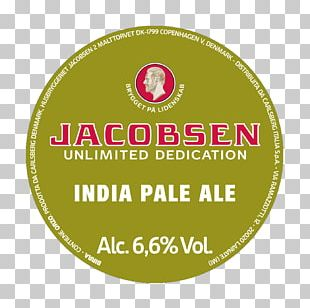 India Pale Ale Beer Logo PNG