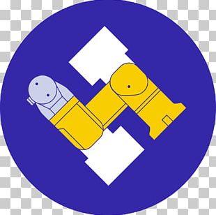 London Hackspace Logo Robotics PNG
