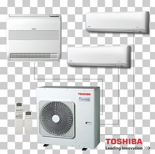Air Conditioning Toshiba Daikin System Power Inverters PNG