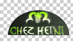 Restaurant Chez Heini Logo Menu Drink PNG
