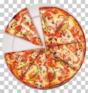 California-style Pizza Sicilian Pizza Italian Cuisine Tarte Flambée PNG