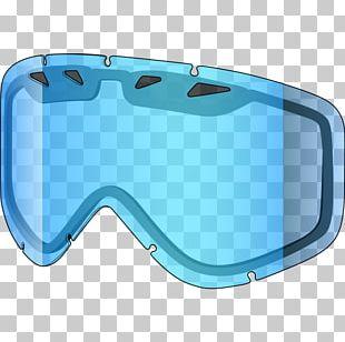 Goggles Sunglasses Lens Eyewear PNG