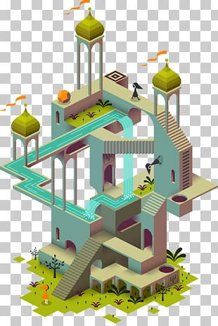 Monument Valley 2 Superbrothers: Sword & Sworcery EP Video Game Puzzle Game PNG