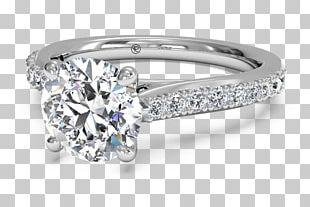 Engagement Ring Jewellery Diamond Wedding Ring PNG