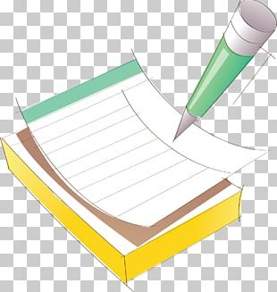 Paper Pen Drawing PNG