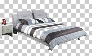 Bed Frame Table Mattress Bed Sheet PNG