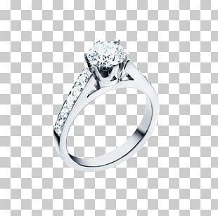 Gold Wedding Ring Czerwone Złoto Jewellery Silver PNG