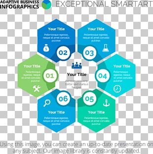 Infographic Chart Geometry PNG