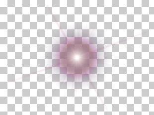 Light Circle Close-up Pattern PNG